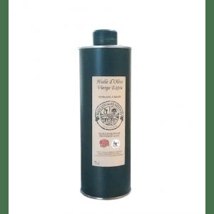huile d'olive aoc provence