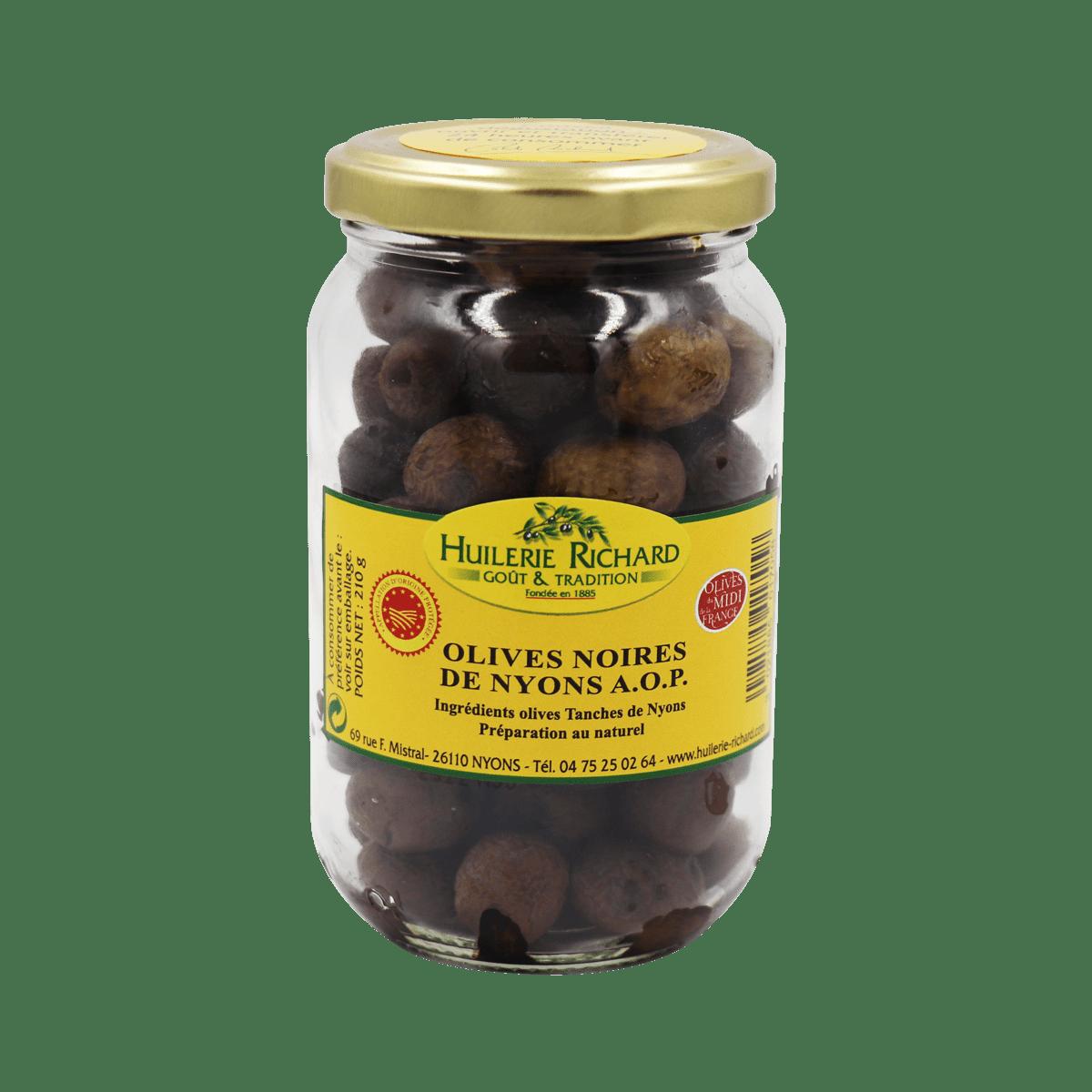 olives au naturel