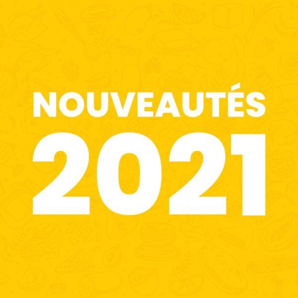 carré nouveauté 2021