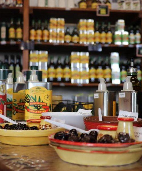 Bar à huiles